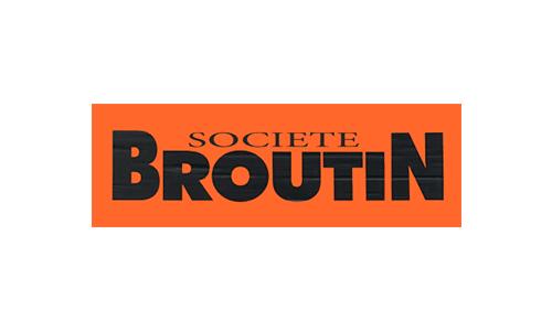 Broutin - Logo