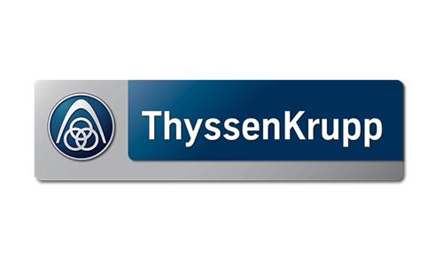 Thyssenkrupp - Logo