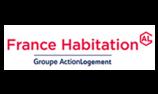 France_habitation - Logo